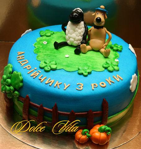 6420e32440f431 Прийшов час замовити торт? Звичайно, адже День народження для дитини – це  самий довгоочікуваний день веселощів і солодощів! І буде правильно, якщо  торт на ...